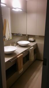 mueble de baño doble Barcelona